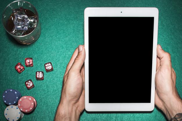 Покер на планшете