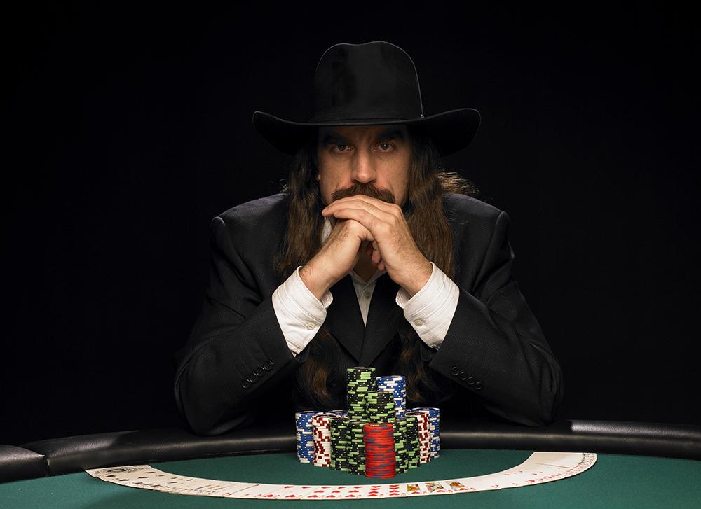 Тайтовый игрок в покере.