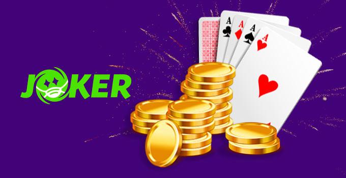 бонусы джокер казино